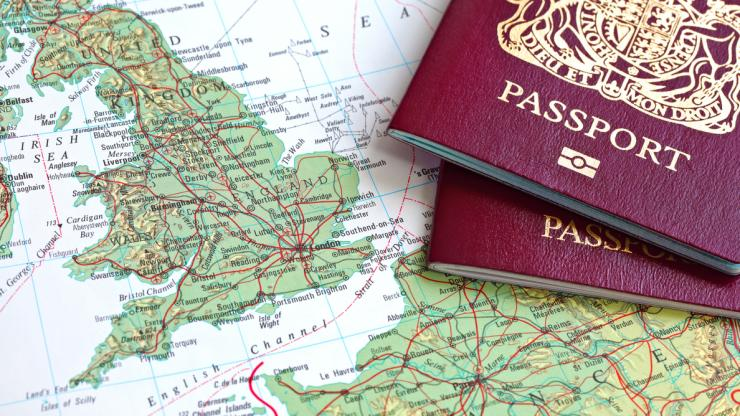 Visa free for Brits after Brexit | business travel | FCM Travel Solutions