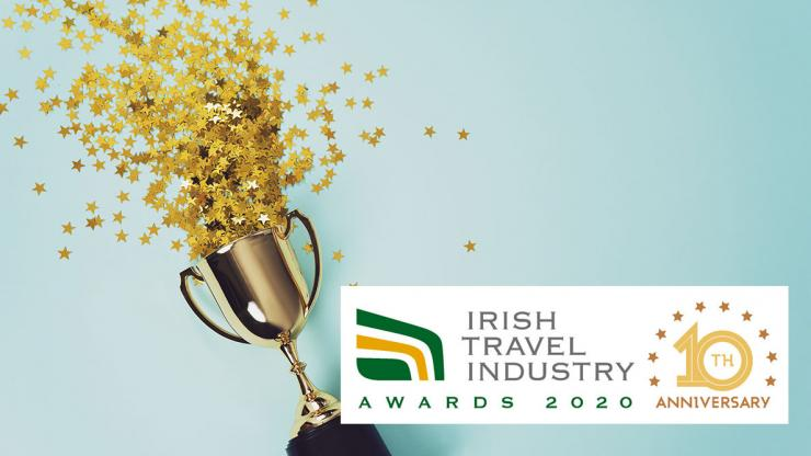 FCM Ireland win Best International Corporate Travel Agency