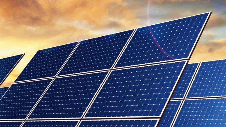 Solar Panels - Natural Energy