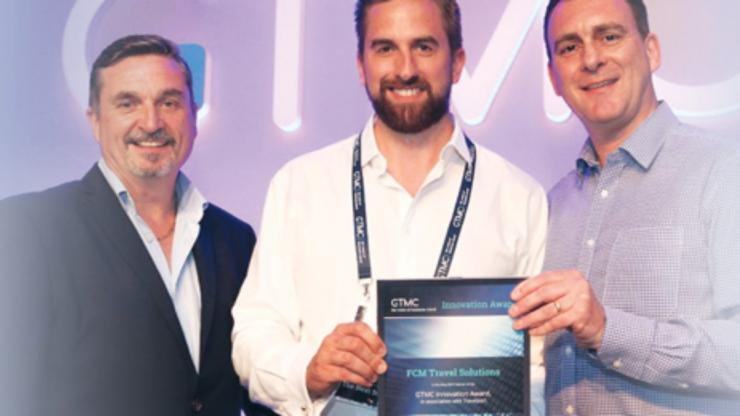 FCM Travel Solutions Wins Travel Technology Award