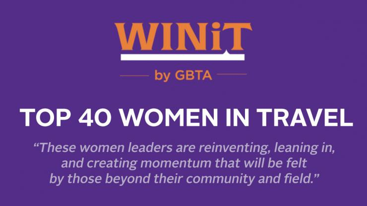 Flight Centre Executives Recognised Among GBTA's Top 40 Women in Travel