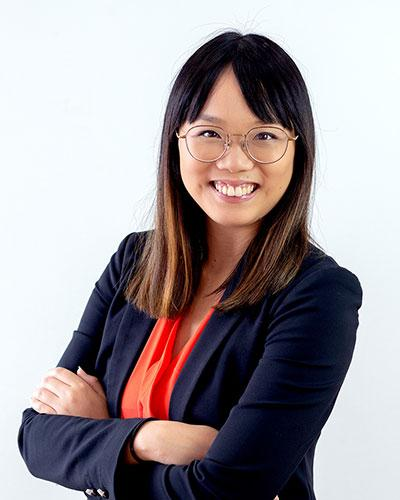 Anna Wong, Director of Human Resources, FCM Asia