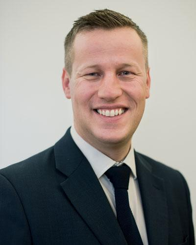 Graham Ross - General Manager UK/IE