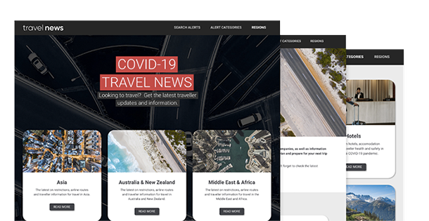 Travel News - Looking to travel? Get the latest traveler updates and information