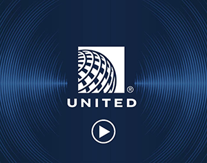 United Airlines podcast