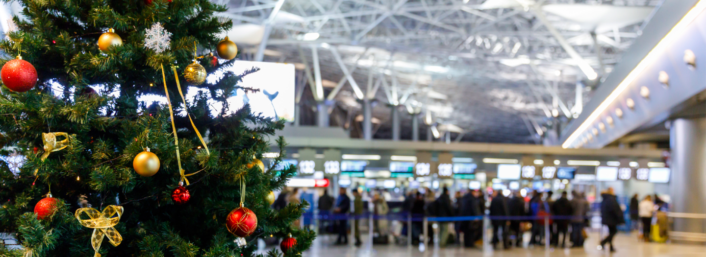 Surviving Business Travel During Peak Holiday Season