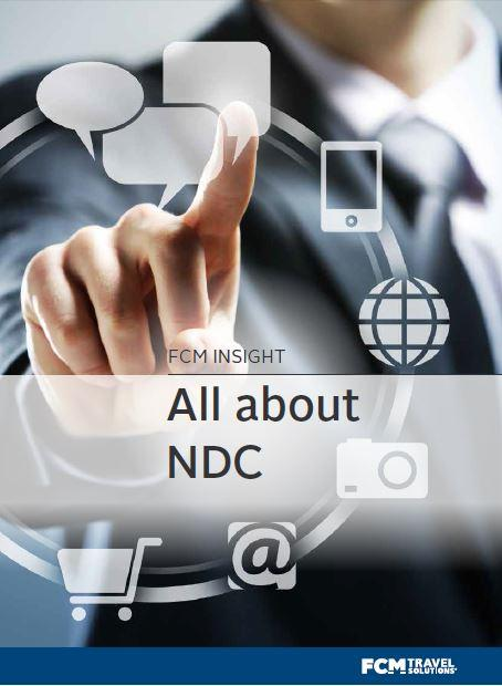 business travel: all about NDC