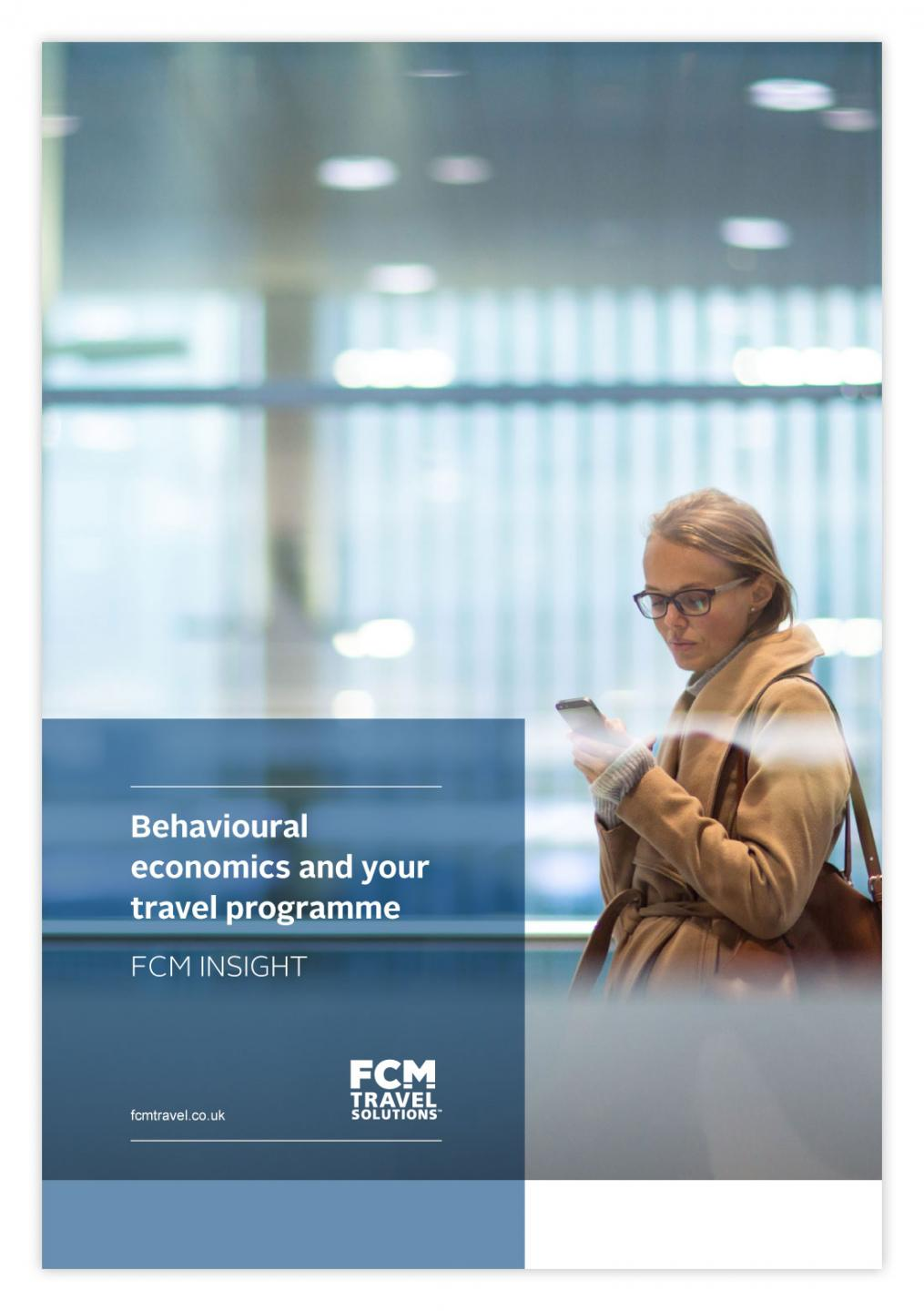 White Paper: Behavioural economics and your travel programme