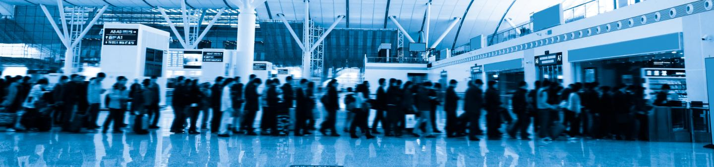 Liquids, laptops and lines at airport security
