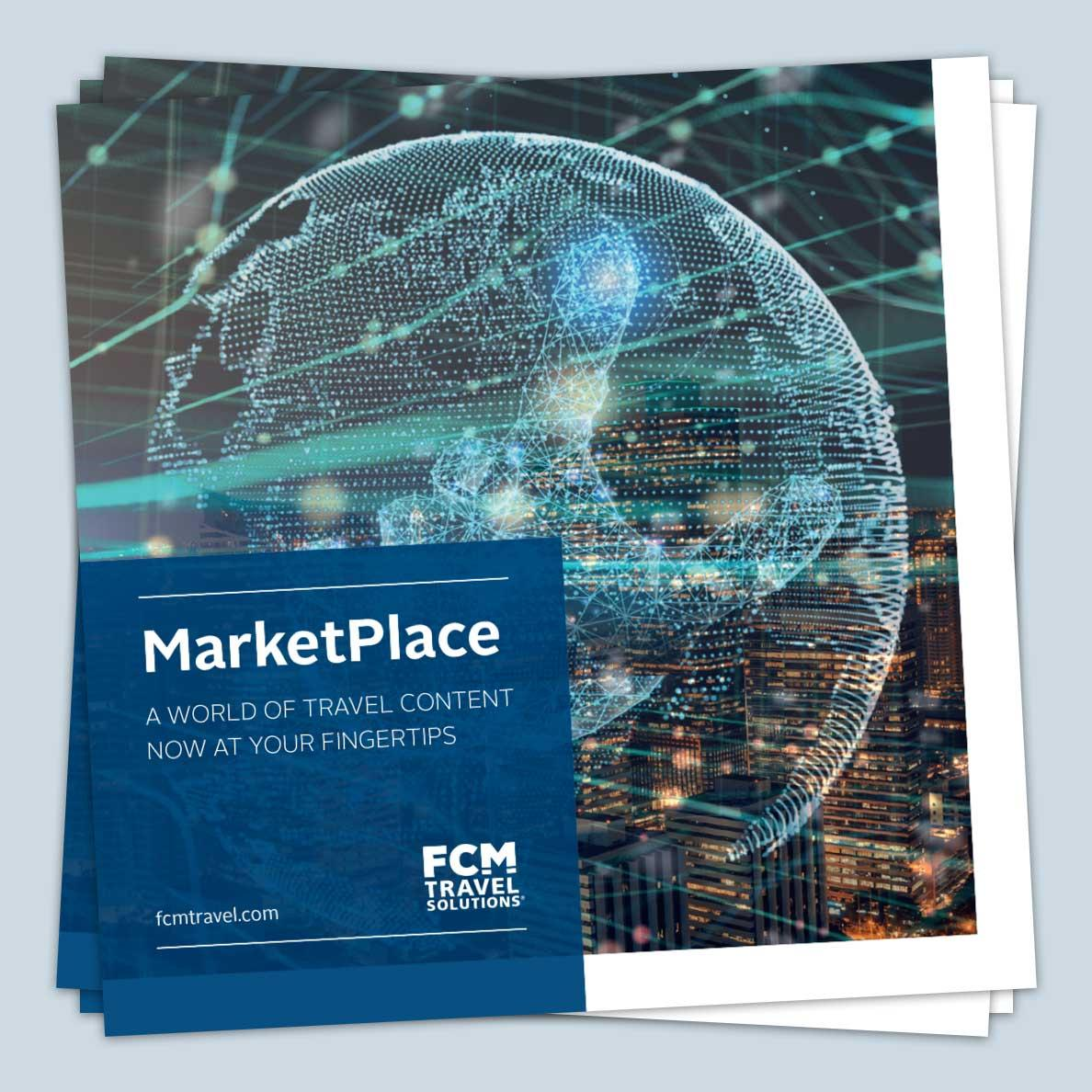 MarketPlace Brochure Cover
