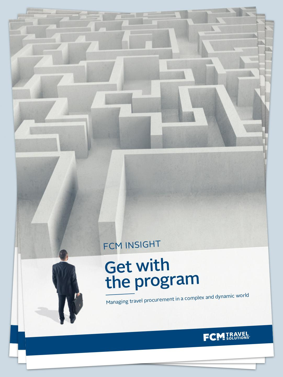 "Thumbnail of FCM white paper ""Get with the program"" front cover"